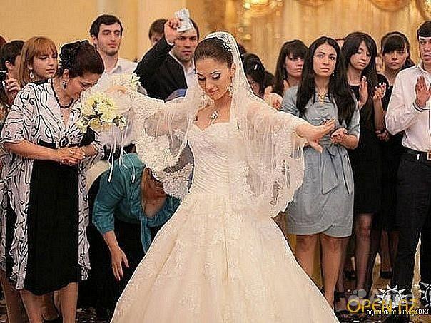 Поздравления гостей с кавказа