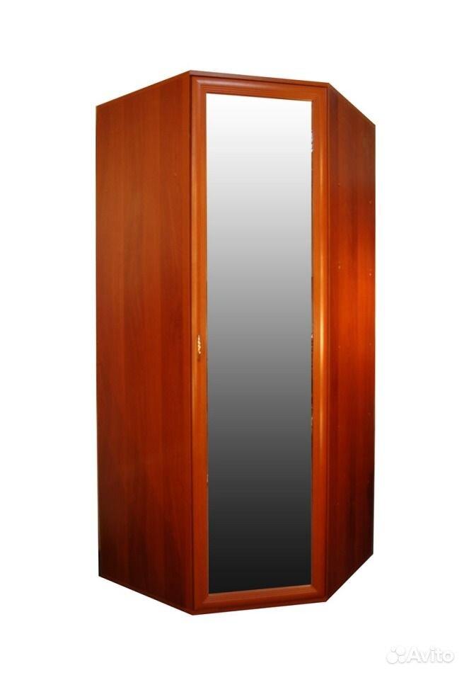 Шкаф угловой (арт 439) феникс.