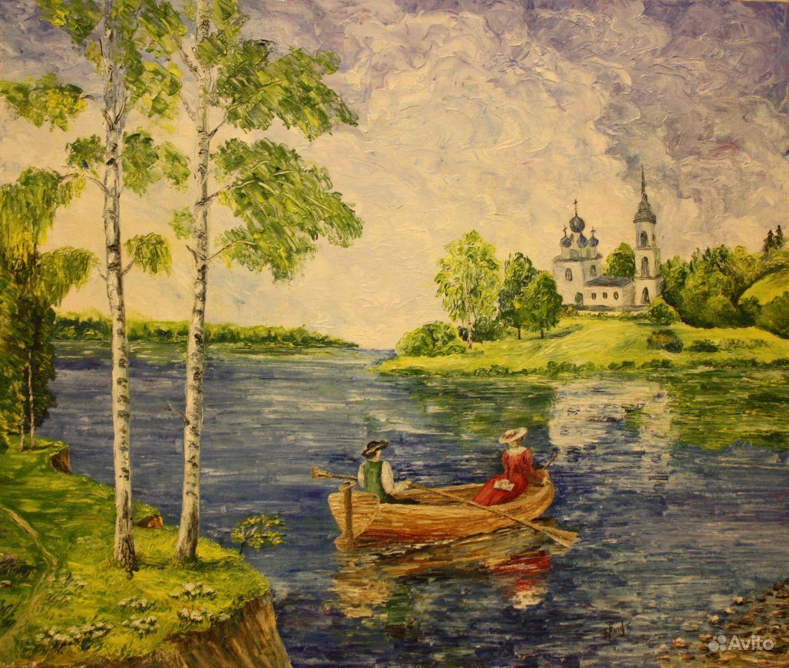 Картины, настенные часы, зеркала ...: www.avito.ru/nizhniy_novgorod/mebel_i_interer/kartiny_maslom_na...