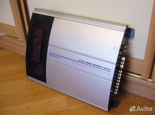 Усилитель SPL Z4X-800