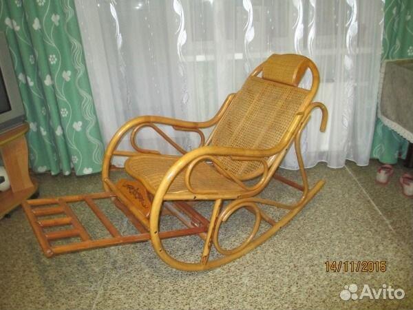 Кресло-качалка   авито