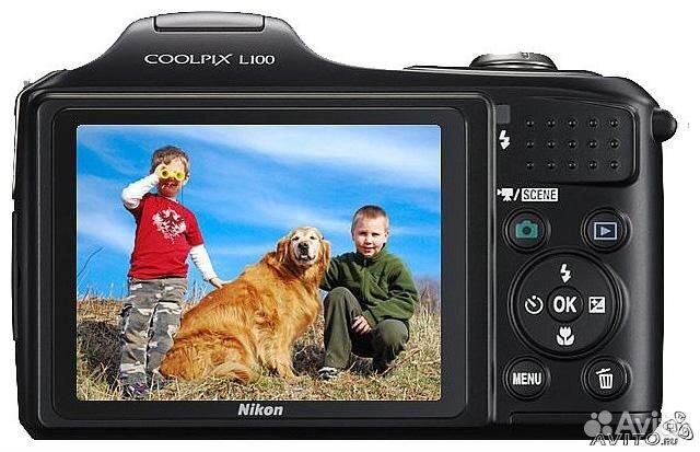 Купить цифровой фотоаппарат Nikon Coolpix L100: цена компактной фотокамеры Никон Coolpix L100 в каталоге цифровиков интернет магазина Связной - Казань