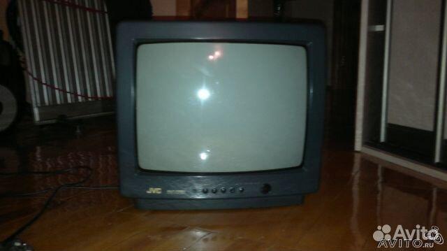 Схема телевизора JVC AV - 14TE