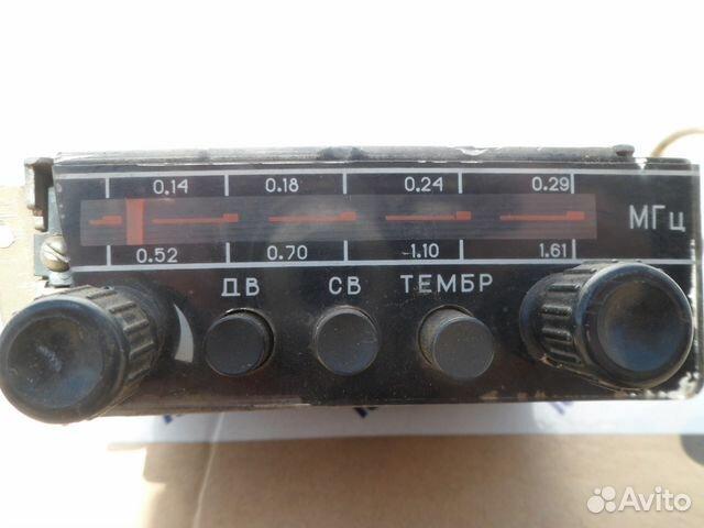 Ретро авто-радиоприемник илга 89834356400 купить 1