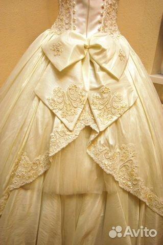 Подать объявление.  Продается эксклюзивное свадебное платье.  Написать.  Краснодар.  Свадебные платья.