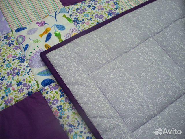 Как сшить стеганое одеяло на синтепоне 46