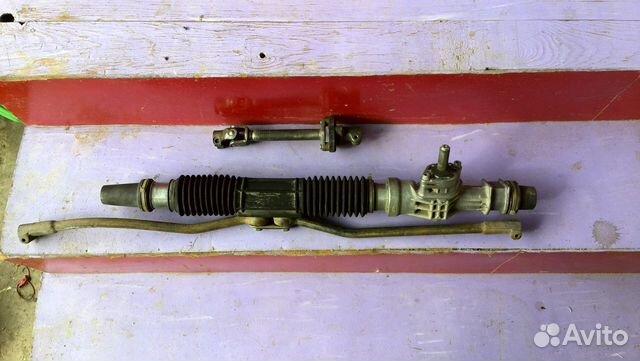 Фото №6 - рулевая рейка ВАЗ 2110 устройство