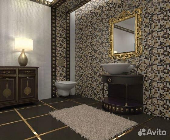 ванные комнаты москва: