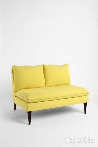 Недорогая мебель с доставкой!, Купить Диван Двухместный Санкт ZA12