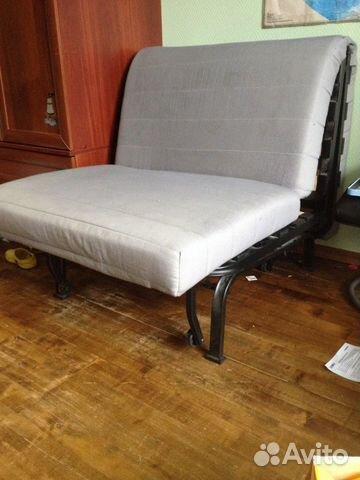 кресло кровать икеа фото