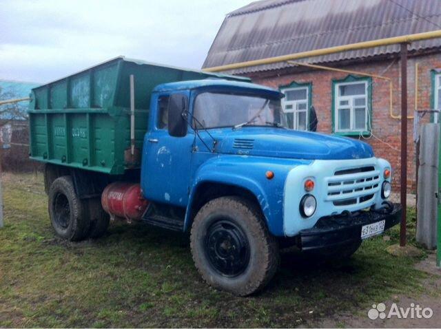 Зил 130 Самосвал Авито Чечня