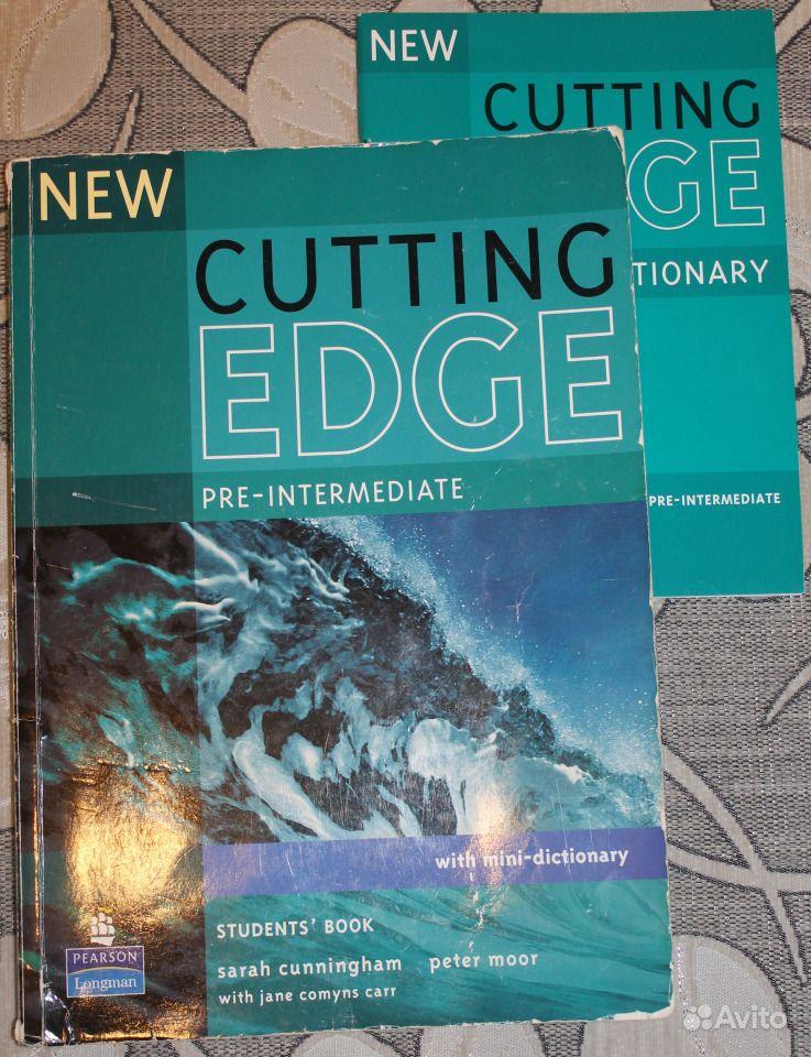 new cutting edge pre intermediate решебник онлайн