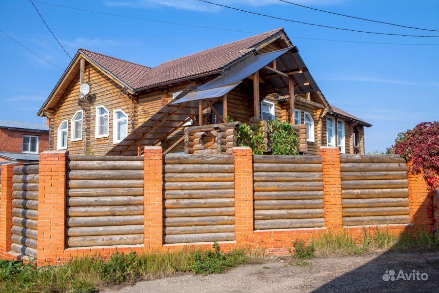 Дом 450 м² на участке 14 сот. — Дома, дачи, коттеджи в Йошкар-Оле