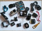 GoPro hero4 Black Edition+ аксессуары