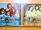 "2CD ""The Who"", ""Bee Gees"" All Gold of the World"