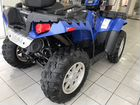 Квадроцикл polaris sportsman 550 touring EFI