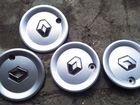 Колпаки для литых дисков рено