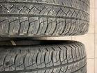 265/60/R18 Michelin