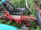 Велосипед Аист или десна