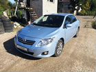 Toyota Corolla 1.6 AT, 2008, седан