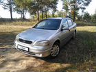 Opel Astra 1.6МТ, 2003, седан