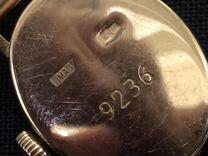 Часы золото 585 мактайм 17 камней