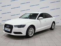 Audi A6, 2014, с пробегом, цена 1135000 руб.