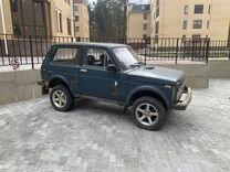 LADA 4x4 (Нива), 1997, с пробегом, цена 60000 руб.