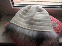 Зимняя песцовая шапка — Одежда, обувь, аксессуары в Москве
