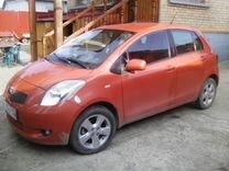 Toyota Yaris, 2007 г., Самара