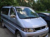Toyota Regius, 1999 г., Новосибирск