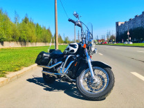 Honda Shadow VT1100 ACE