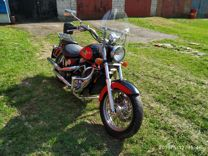 Honda Shadow 1100 ACE2