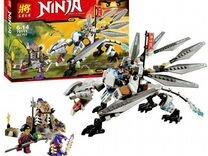 Конструктор Lele Ninja Титановый дракон 362 детали