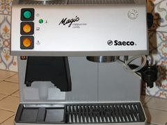 Кофемашина Saeco Magic Cappuccino Combi