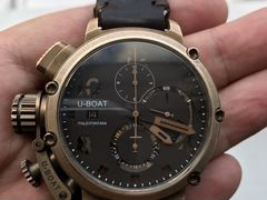 U-Boat Chimera Bronze 46 Limited Edition