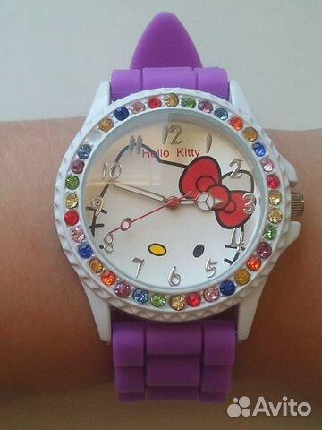 Hello Kitty Часы Купить Hello Kitty Часы недорого из