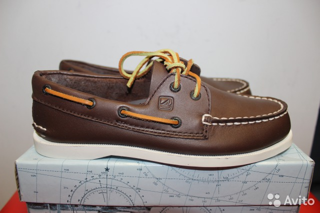 Sperry Top-Sider р.33— фотография №1