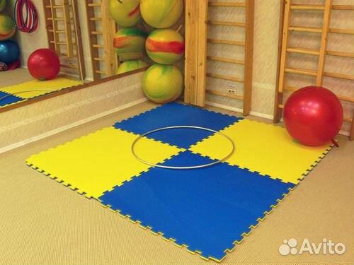 Мягкий пол для детских комнат, мягкие коврики-пазлы