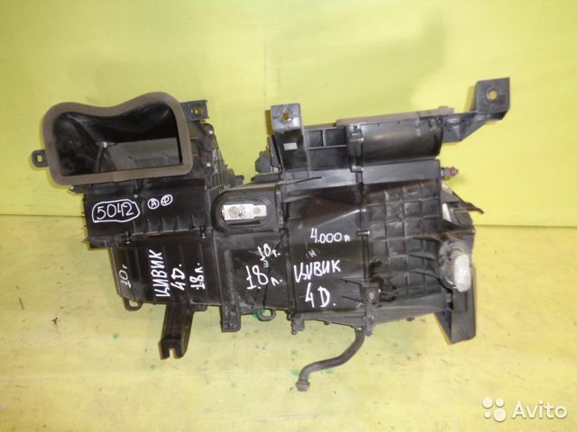 Печка Honda Civic 4D 1.8л 07-11г 5042— фотография №1