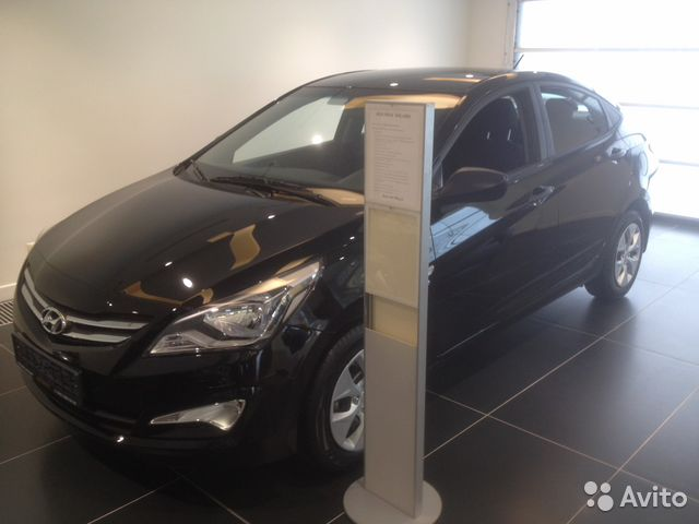 Hyundai Solaris в Самаре: цена на новую Хендай