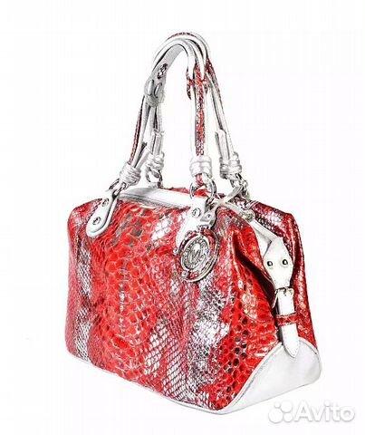 Walter Valentino - итальянские кожаные сумки купить в