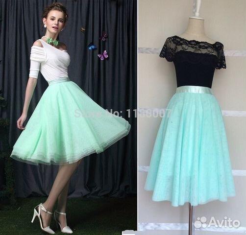 Платье с юбкой пачкой купить
