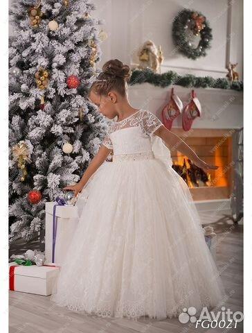 Платья для детей москва