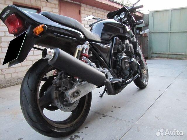 Купить мотоцикл Honda CB ... - avtobazar.ua