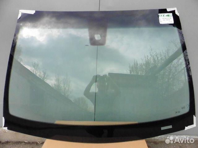 Лобовое стекло на опель астра н с датчиком дождя