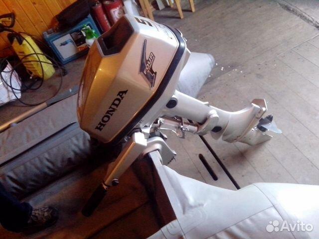 лодочные моторы в мурманске на домостроительной