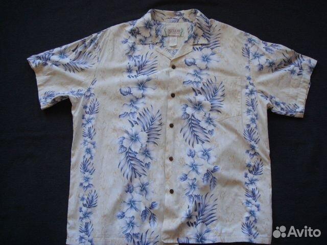 4414f37f8 Гавайская рубашка Hale Kalani Made in USA купить в Санкт-Петербурге ...