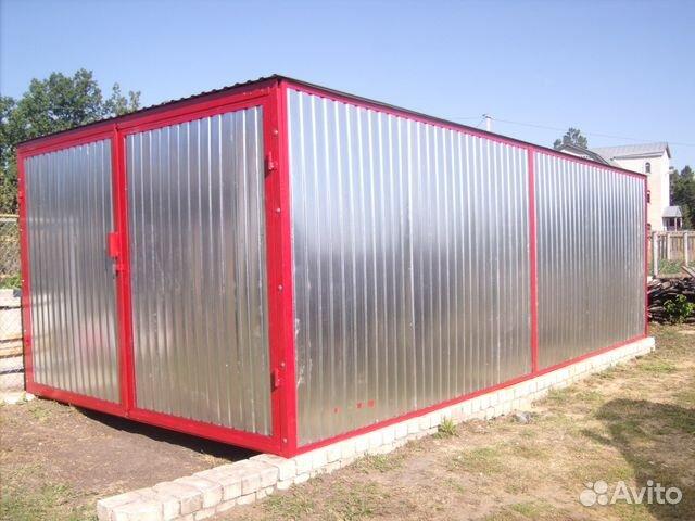 Куплю гараж пенал москве металлические утепленные ворота для гаража