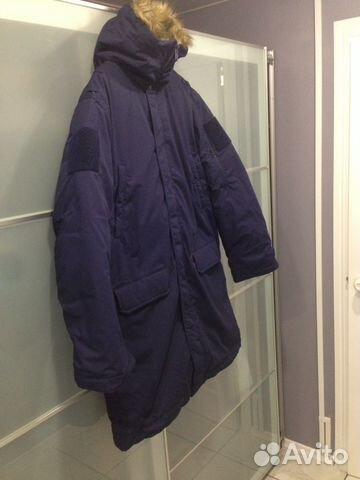 Военная зимняя куртка (парка, аляска) новая купить в Санкт ... 725ff77c810